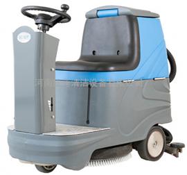 经济适用型驾驶式洗地机 地下车库自动洗地机现货