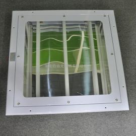 600*600带钢化玻璃洁净面板灯 3*8WLED防爆净化灯