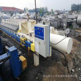 200平方京津压滤机 板框式压滤机 厢式压滤机 隔膜压滤机