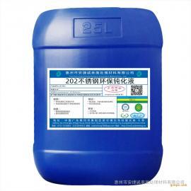 202不锈钢环保钝化液