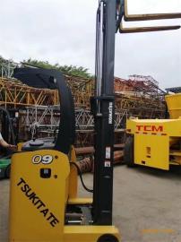 前移式小松0.9吨电动叉车进口小松电瓶叉车FB09RL-14
