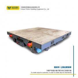 帕菲特轮胎式电动平车缓冲装置蓄电池轨道平板车图例冲床送料机搬运车