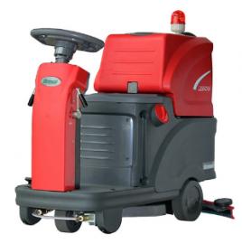 克力威XD60中型驾驶电瓶洗地机