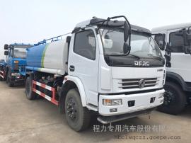 东风5吨洒水车工厂直售报价