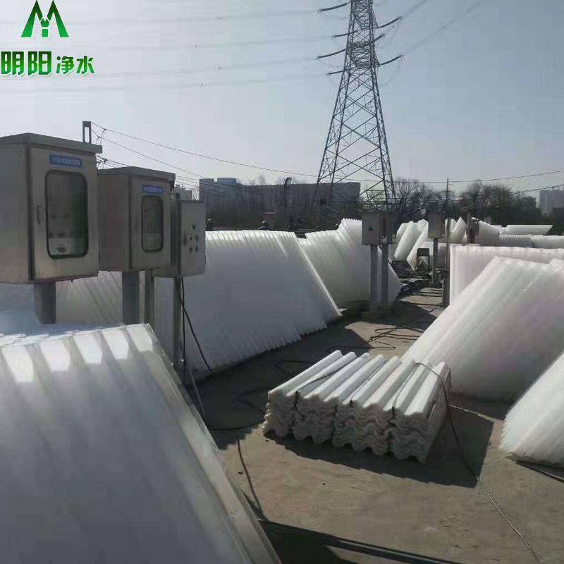 洗煤厂水处理用蜂窝斜管填料 乙丙共聚斜管填料