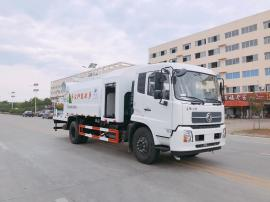 东风天锦8.5方60米抑尘车多少钱 程力专用汽车有限公司