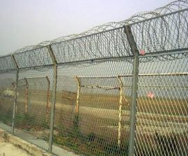 机场Y型护栏 分界线防护围栏