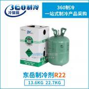 DY东岳 R22制冷剂 22.7kg/瓶
