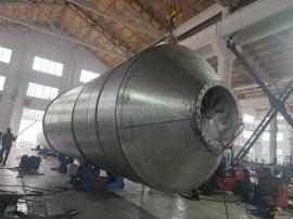 合金钢脱硫塔 不锈钢废气吸收塔 烟气脱硫设备 烟气处理设备