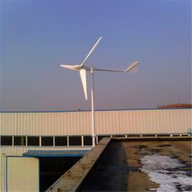 家用水平轴小型500W风力发电机发电效率高0.5KW发电机节能环保