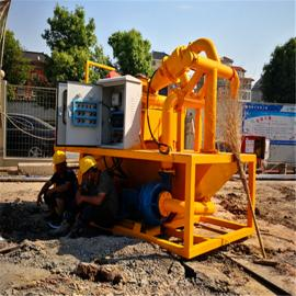 隧道城建盾构泥浆废水处理环保达标