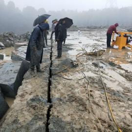 岩石开挖手持劈裂器
