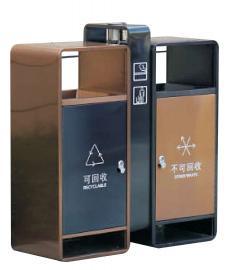 户外垃圾分类桶-街道环卫垃圾桶-景区环保果皮箱制造商