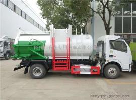 餐厨垃圾车,改善城市环境,倡导垃圾分类的餐厨垃圾车