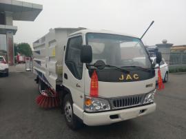 CNG天然气天锦干扫车