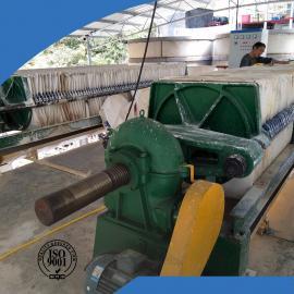WYL-800机械压紧压滤机
