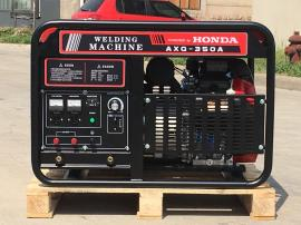 本田发电焊机 AXQ-300H 移动式汽油发电机