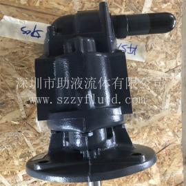 德国克拉克KRACHT高压耐磨液压泵齿轮泵KP2/40S10A Y00 4DL1/172