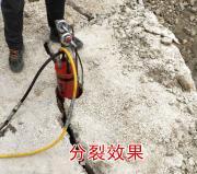 地基开挖破碎岩石设备