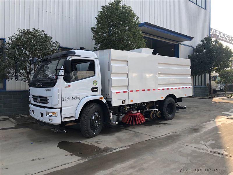 3吨道路洗扫车配置报价