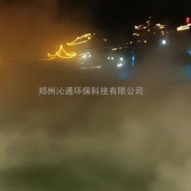 景区景观造雾 高压喷雾人造雾设备