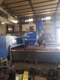工业切割烟尘吸尘设备 脉冲滤筒除尘器 集中式工业集尘机