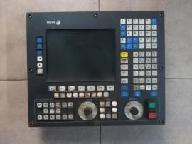 FAGOR发格8055数控系统报1184轴跟随误差出界维修