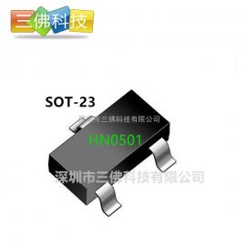100V贴片MOS 2N10 100V 雾化器MOS管 HN0501
