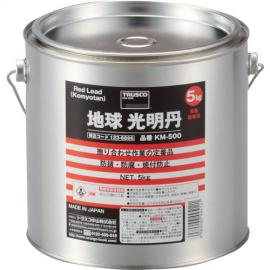 日本 TRUSCO 中 山 除锈剂KM-500 地球光明丹5KG
