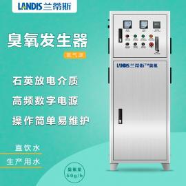 食品厂生产车间?#26412;?#20928;化臭氧发生器 臭氧消毒设备