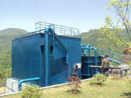 压力式一体化净水设备性能介绍