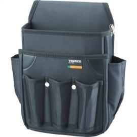 TRUSCO 中 山 工具包 TC-41BK 黑色塑料腰带