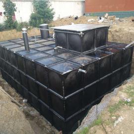 地埋式箱泵一�w化 、�b配式地埋水箱