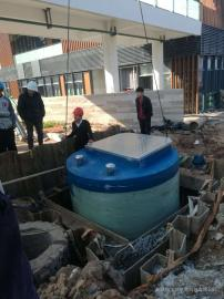 一�w化地埋式泵站