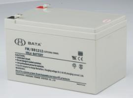 鸿贝蓄电池FMBB1212 12V12AH