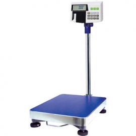 英展XK3150-FB53-30kg内置票据打印电子秤 英展打印计重秤FB53
