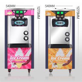 冰激凌机器报价一台,雪糕机和冰激凌,自助冰激淋机