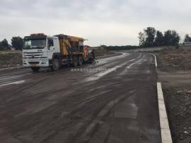 道路养护道路维修路面稀浆封层养护道路微表处施工