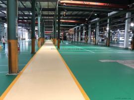 溧阳厂房地坪漆施工|老地面水泥地固化地坪|行业20强企业
