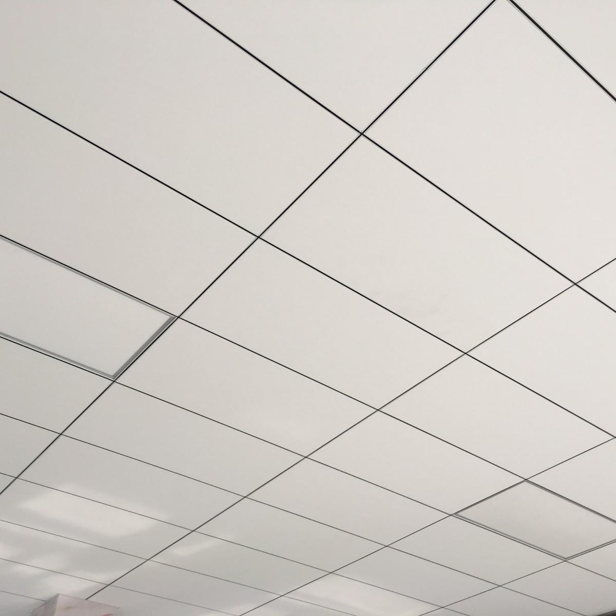 豪瑞岩棉抗菌玻纤板优点