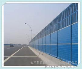 高速公路声屏障 玻璃棉隔音声屏障 桥梁声屏障