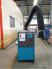 聚英环保 单臂移动式智能焊烟净化器 脉冲自动清灰除尘器