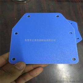 【蓝色PP发泡板材塑料片】进口新料pp发泡板 防静电片材
