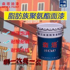 丙烯酸脂肪族聚氨酯面漆 工程机械脂肪族聚氨酯面漆