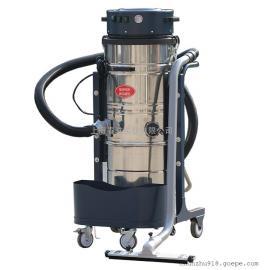德克威诺单相电工业用吸粉尘木屑颗粒大容量上下桶吸尘器3600WDK3610