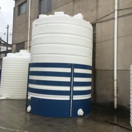 �L塑一次成型20立方化工��罐污水�U液��罐耐酸�A防腐�g��罐