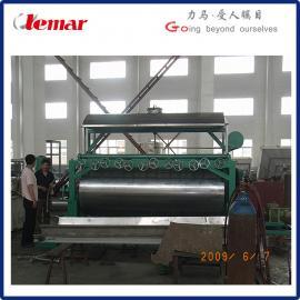 进料总量4 t/h乳酸钙滚筒刮板干燥机
