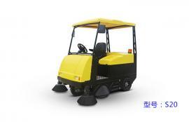 驾驶式扫地车工业扫地机工厂物业全自动清扫车