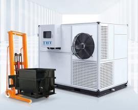 TBT-箱式污泥低温污泥干化机