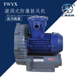 防爆漩涡高压风机 吸尘器专用防爆高压风机